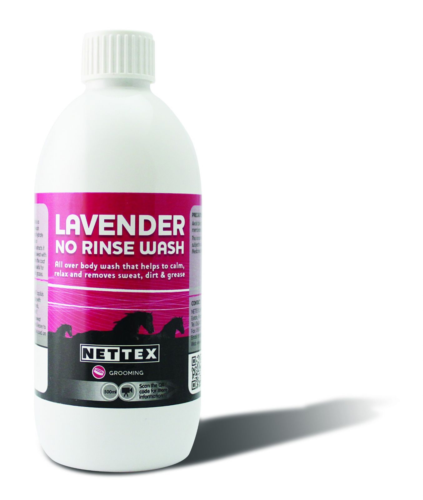 Nettex Lavender Wash No Rinse 500ml