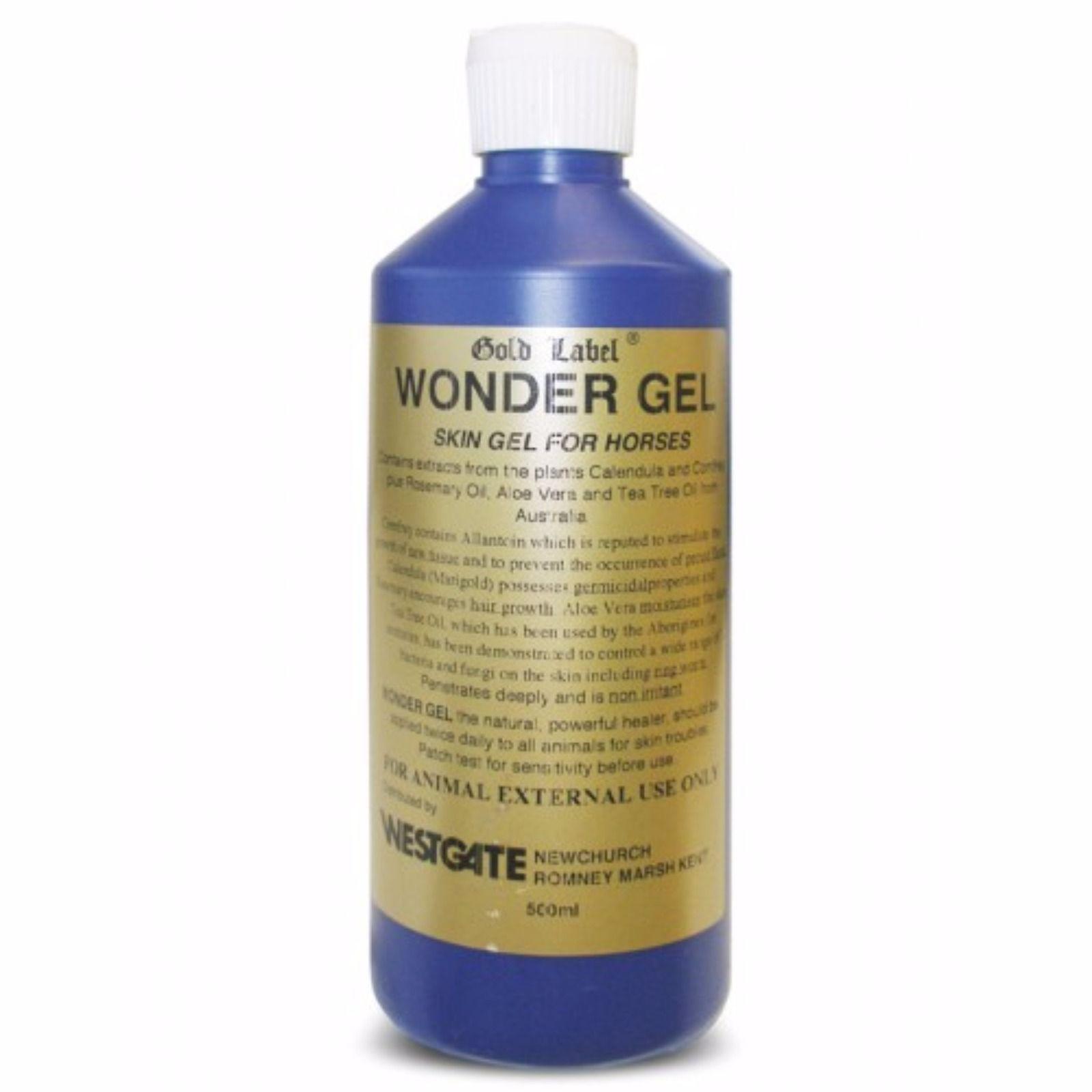 Gold Label Wondergel