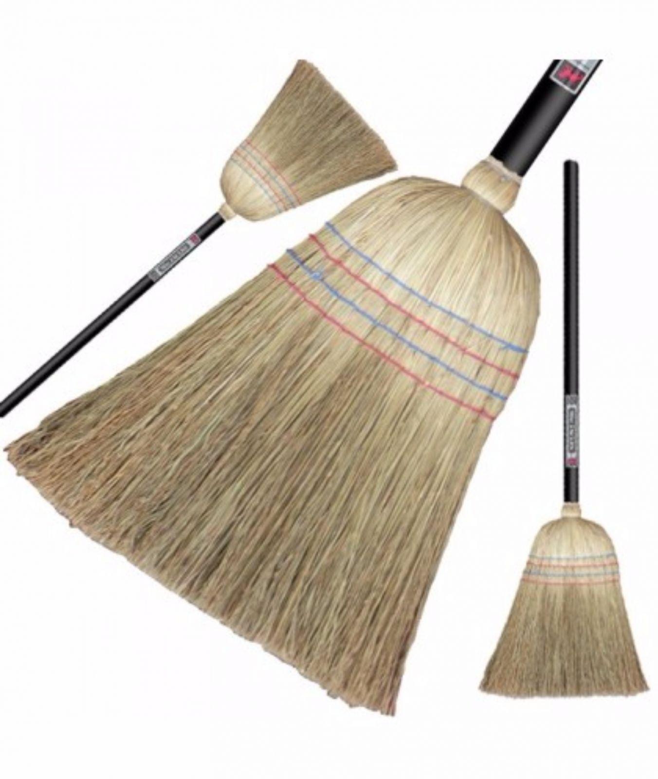 Traditional Corn Sweeping Broom