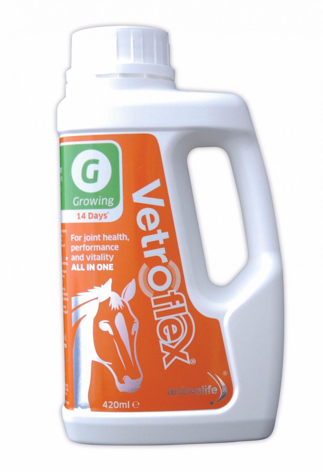 Vetroflex Growing Liquid