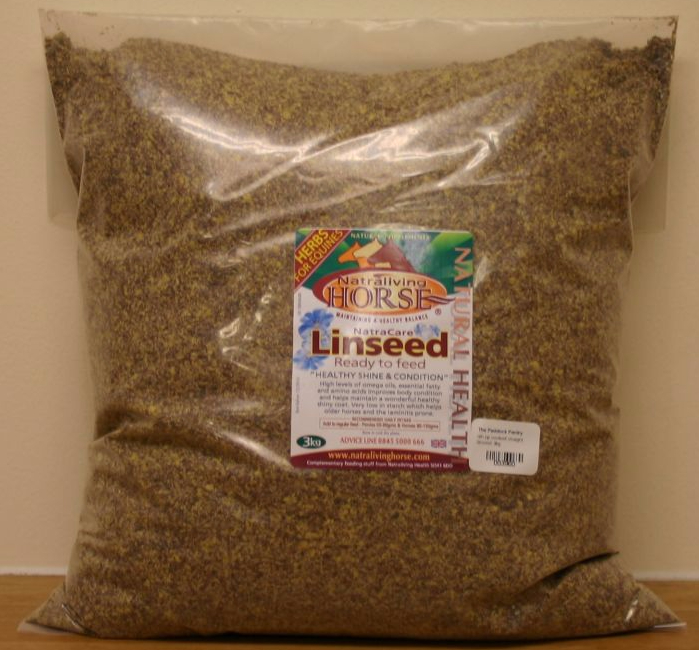 Cooked Straight Linseed 3kg