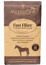 Allen & Page Fast Fibre