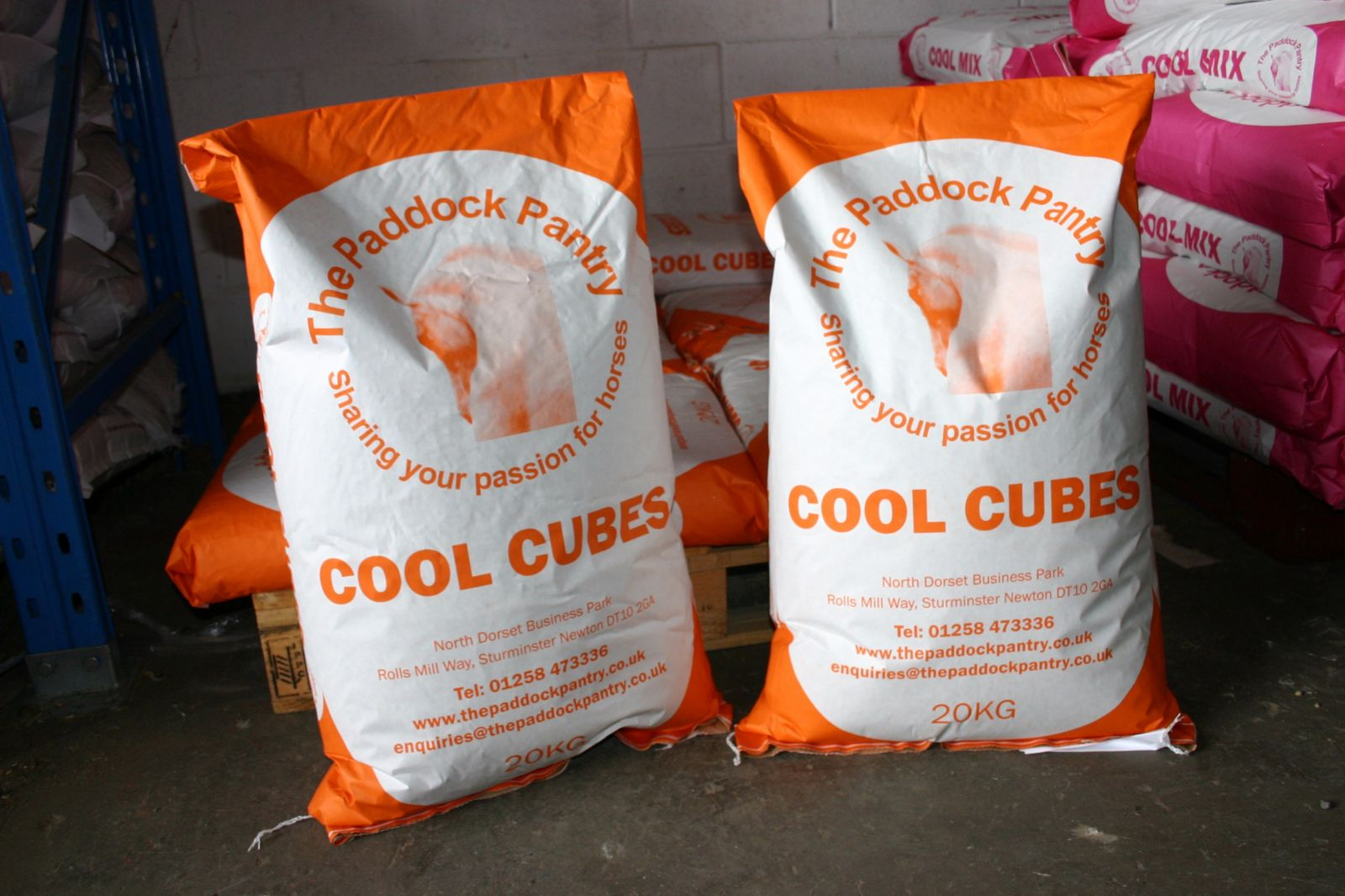 The Paddock Pantry Cool Cubes