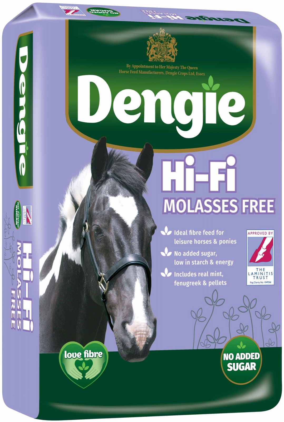 Dengie Hi-Fi Molasses Free