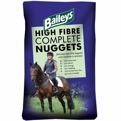 Baileys High Fibre Complete Nuggets