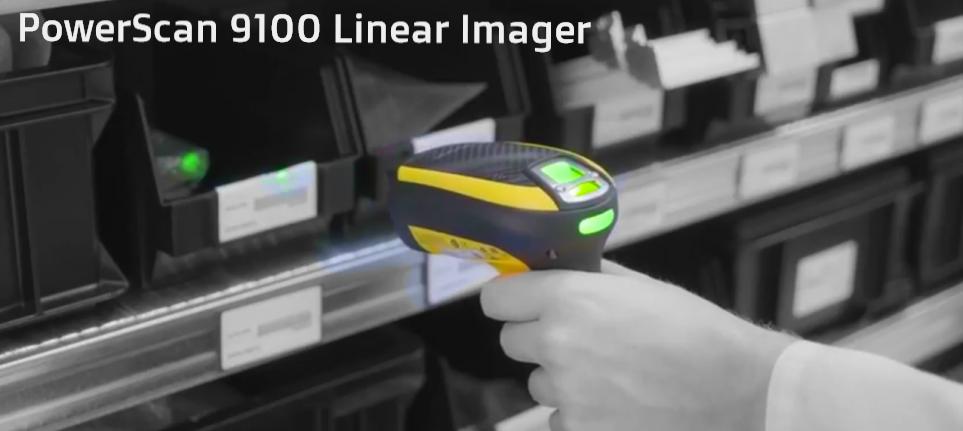 PowerScan 9100