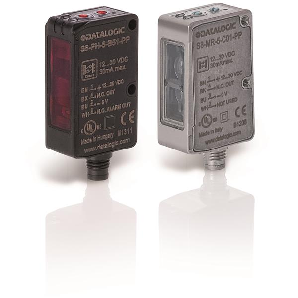 S8 Series Compact Sensor