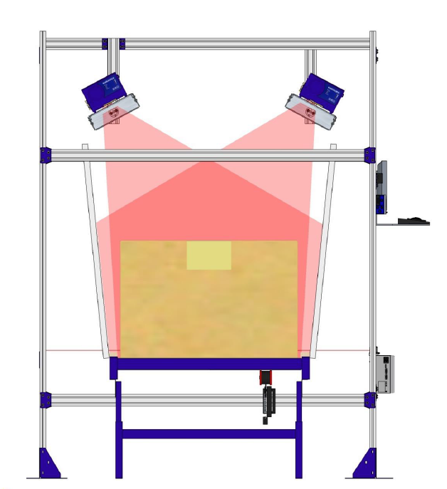 DM3610 - 2 Head System