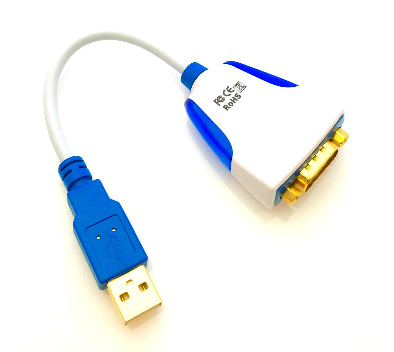 Premium USB-Serial Converter