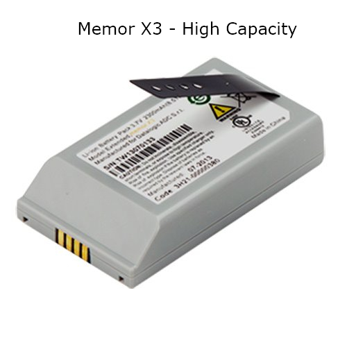 MobileTerminal Batteries