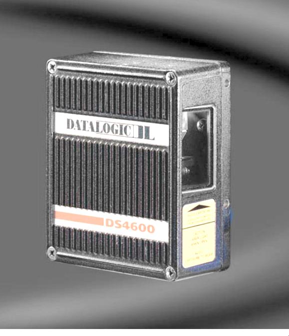 DS4600 Laser Scanner
