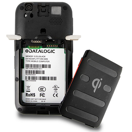 Datalogic MEMOR 10 rugged PDA