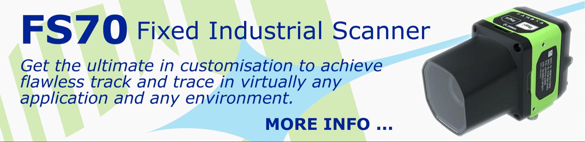 FS70 Industrial Scanner