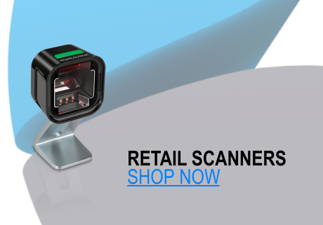 Retail barcode scanners