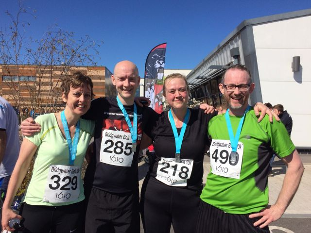 UKSC Take On Bridgwater 10K