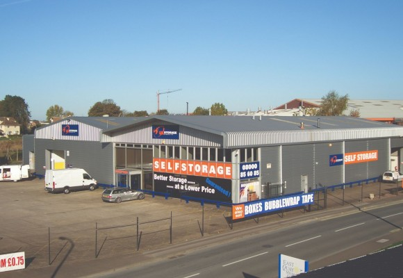 Self Storage in Bridgwater