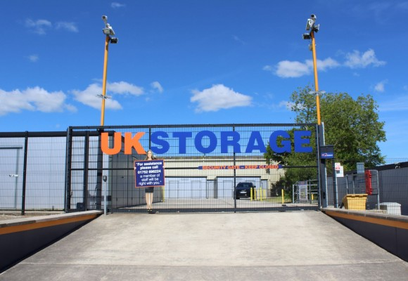 Self Storage in Plymouth