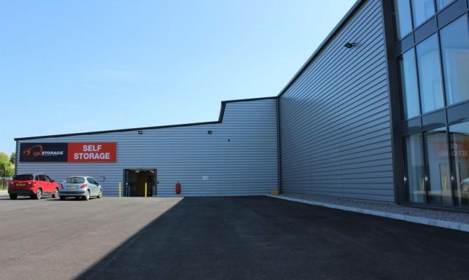 Self Storage In Yeovil Uk Storage Company