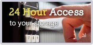 24 Hour Access To Your Storage