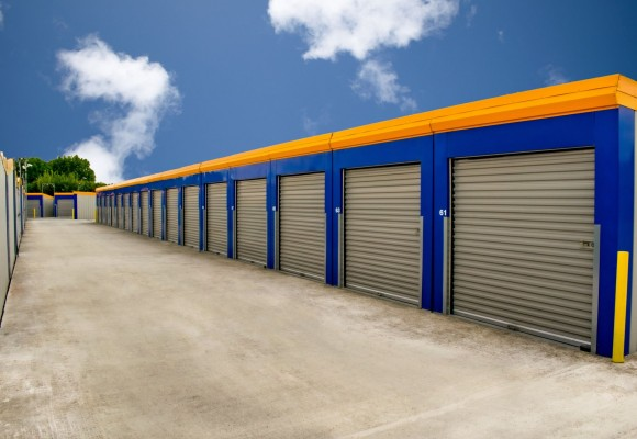Self Storage in Taunton