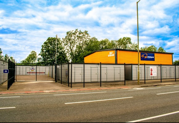Self Storage in Gloucester