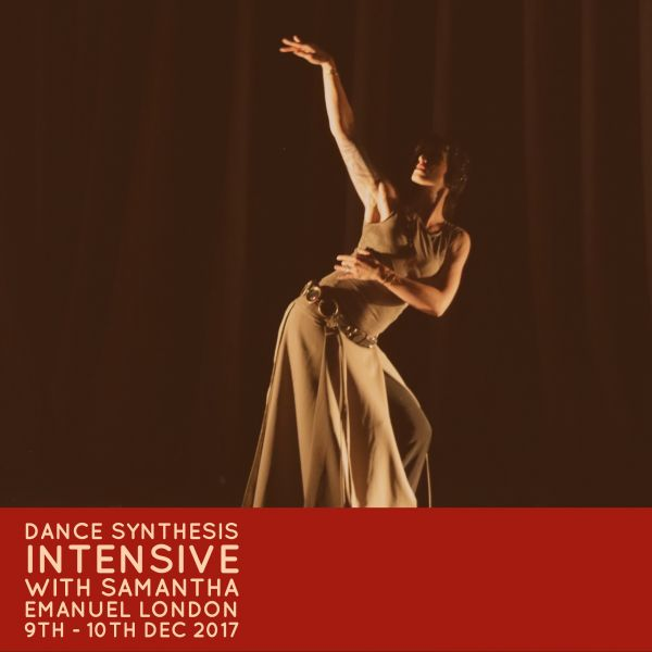 Dance Synthesis Intensive LONDON