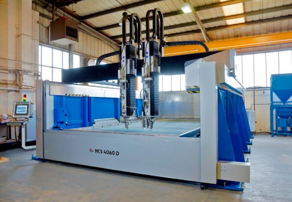 New UK 5axis System installed